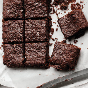 sesame-and-sea-salt-brownies