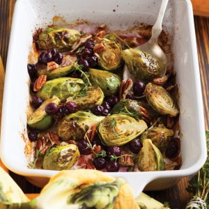 Roasted-Sprouts
