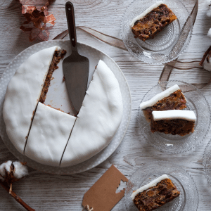 vegan-christmas-cake