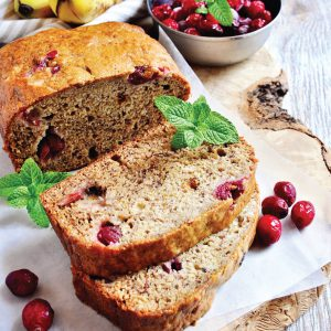 banana-and-cranberry-bread