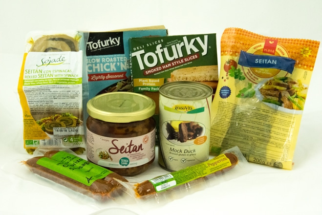 seitan products