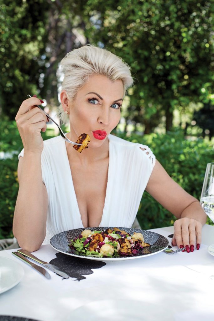 Heather Mills plant based media personality businesswoman